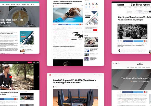 免费下载丨WordPress 新闻/杂志主题JNews v8.0.4[已激活汉化版]
