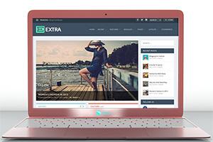 免费丨WordPress、Extra Theme v4.9.4 – 终极WordPress杂志主题