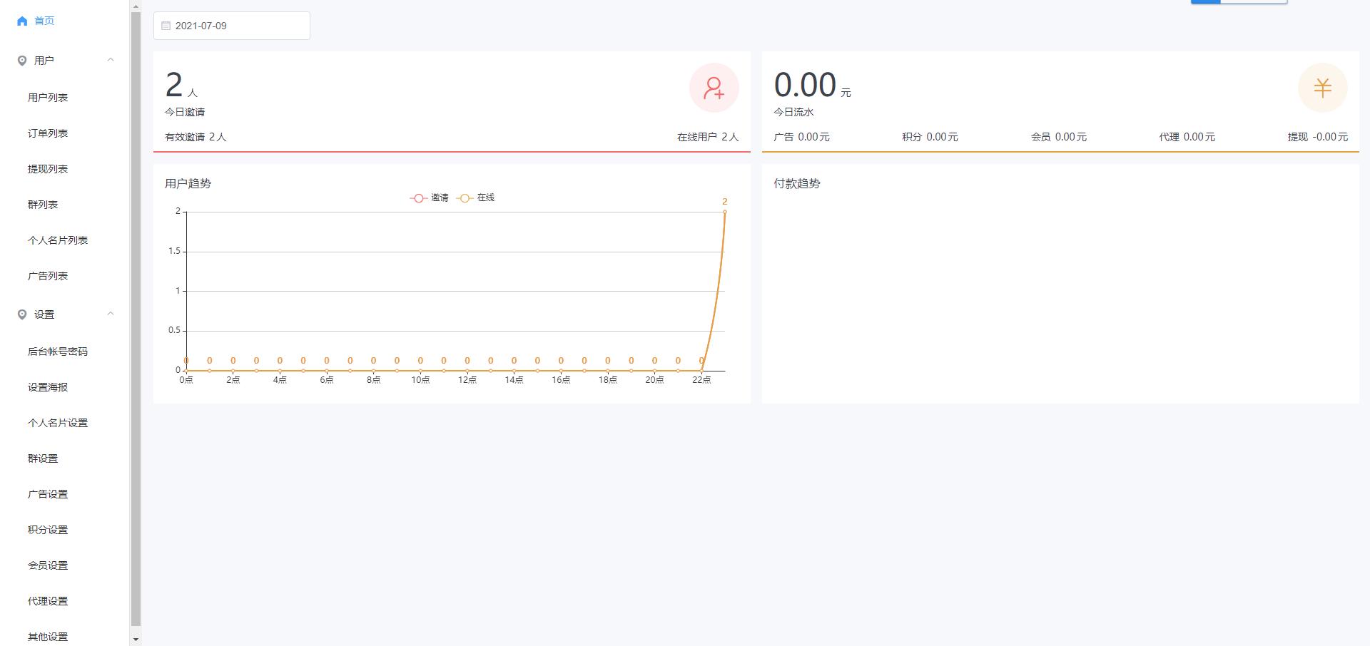 亲测丨人脉社群系统源码人脉推广裂变群发布php源码下载