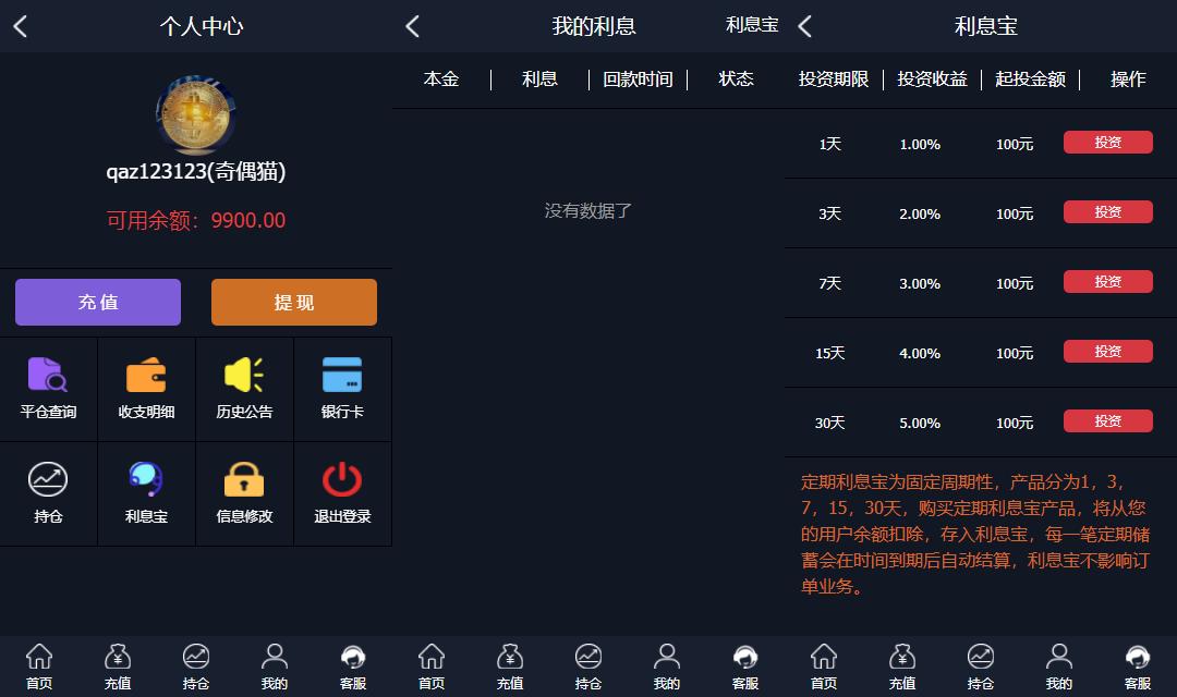 亲测丨交易时间外汇盘 修复版无错版 网站源码下载